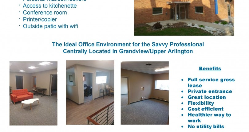 Office Space For Lease In Grandview